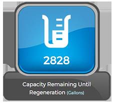 Wripli Capacity Remaining Until Regeneration